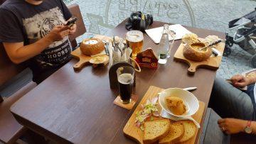 Návšteva poľského novinára