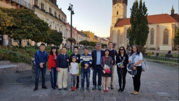 Región Šariš pozval na návštevu zástupcov cestovných kancelárií z Číny