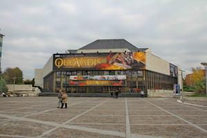 Divadlo Jonáša Záborského - Nová budova