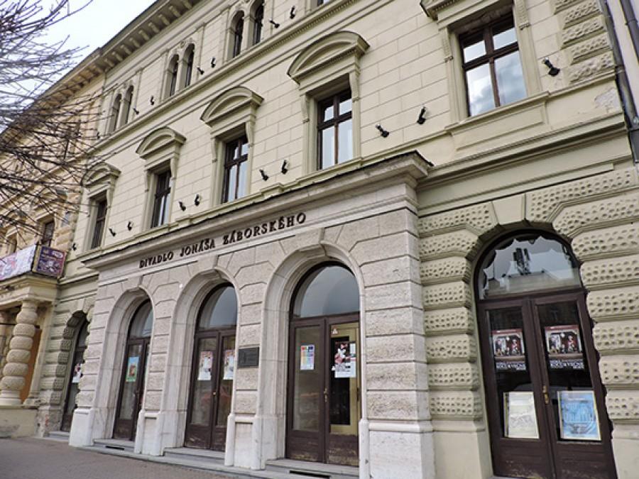 Divadlo Jonáša Záborského - historická budova