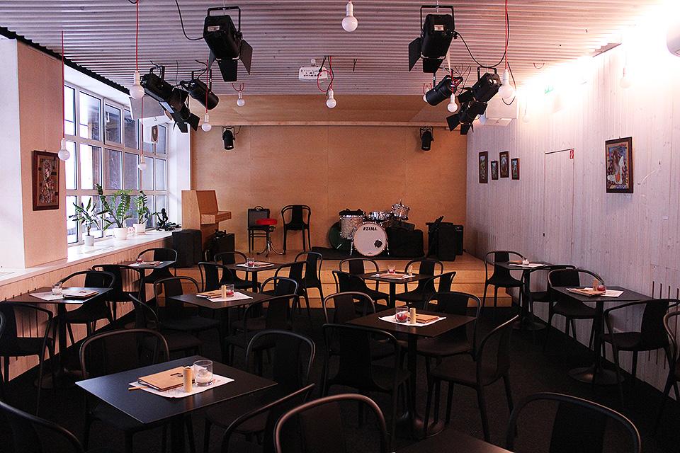 VIOLA centrum pre umenie (klub)