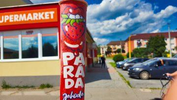 Z Prešova na jahodovú Parádu do Šarišských Michalian