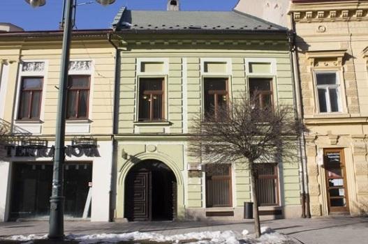 Štátna vedecká knižnica v Prešove
