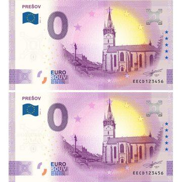 Do Prešova prichádza ďalšia zberateľská bankovka